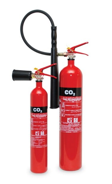 CO2 FIRE EXTINGUISHER 1