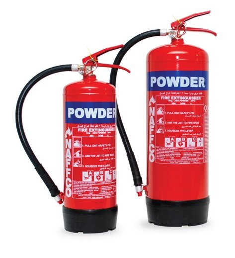DCP Fire Extinguishers 1