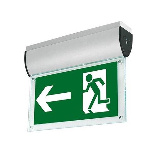 Exit Sign &  Light 1