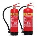 FOAM FIRE EXTINGUISHERS 2