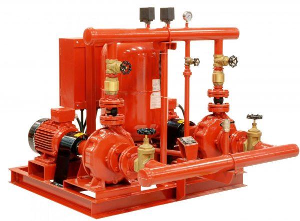 NON UL Fire Pump 1