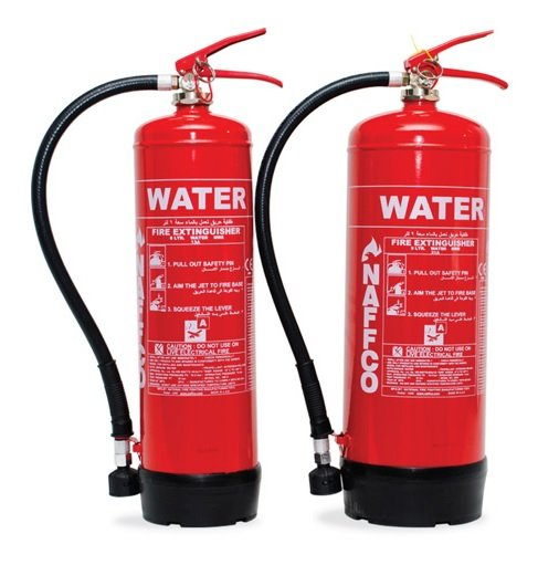 WATER FIRE EXTINGUISHERS 1