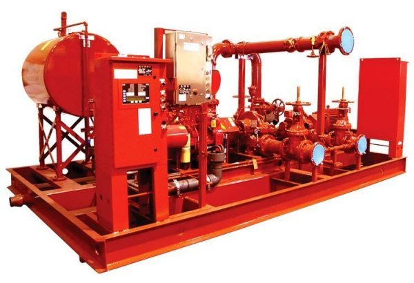 UL Fire Pump 1