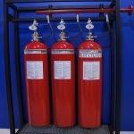 Co2 Fire Suppression System 4